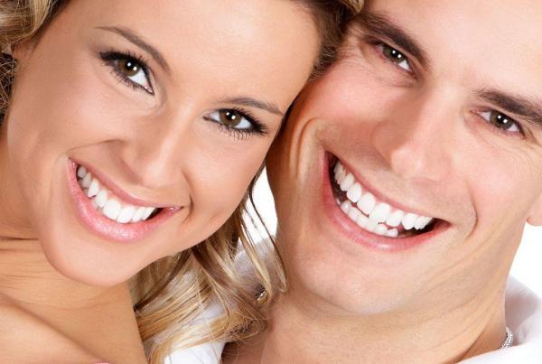 fehér fogak