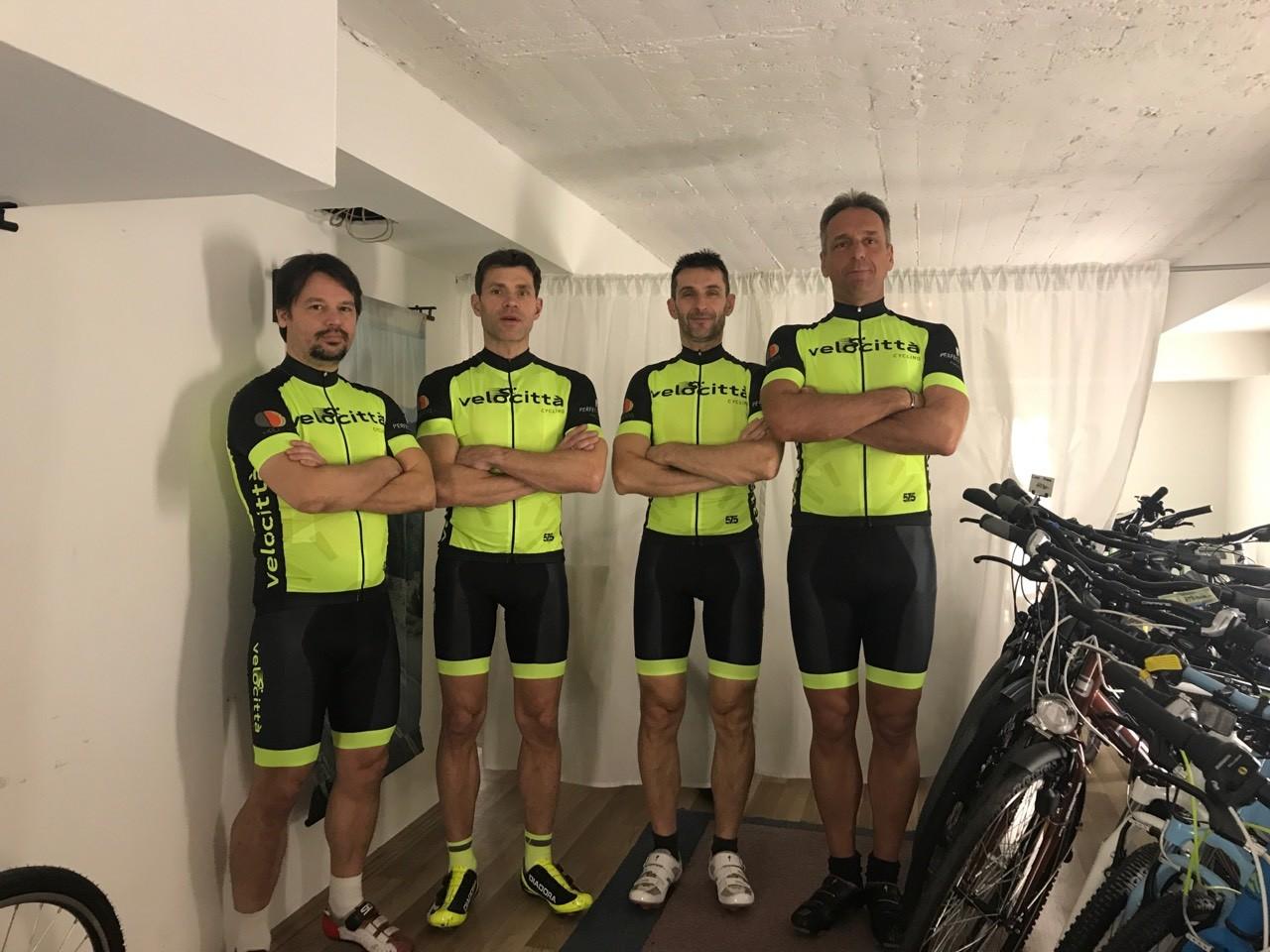 velocita kerékpáros egyesület