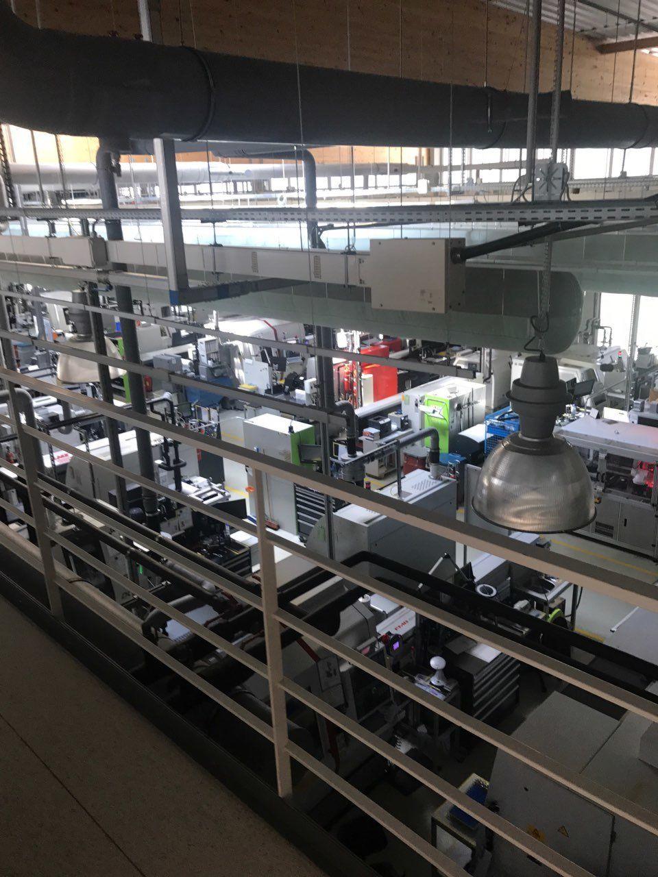 w&h gyárlátogatás