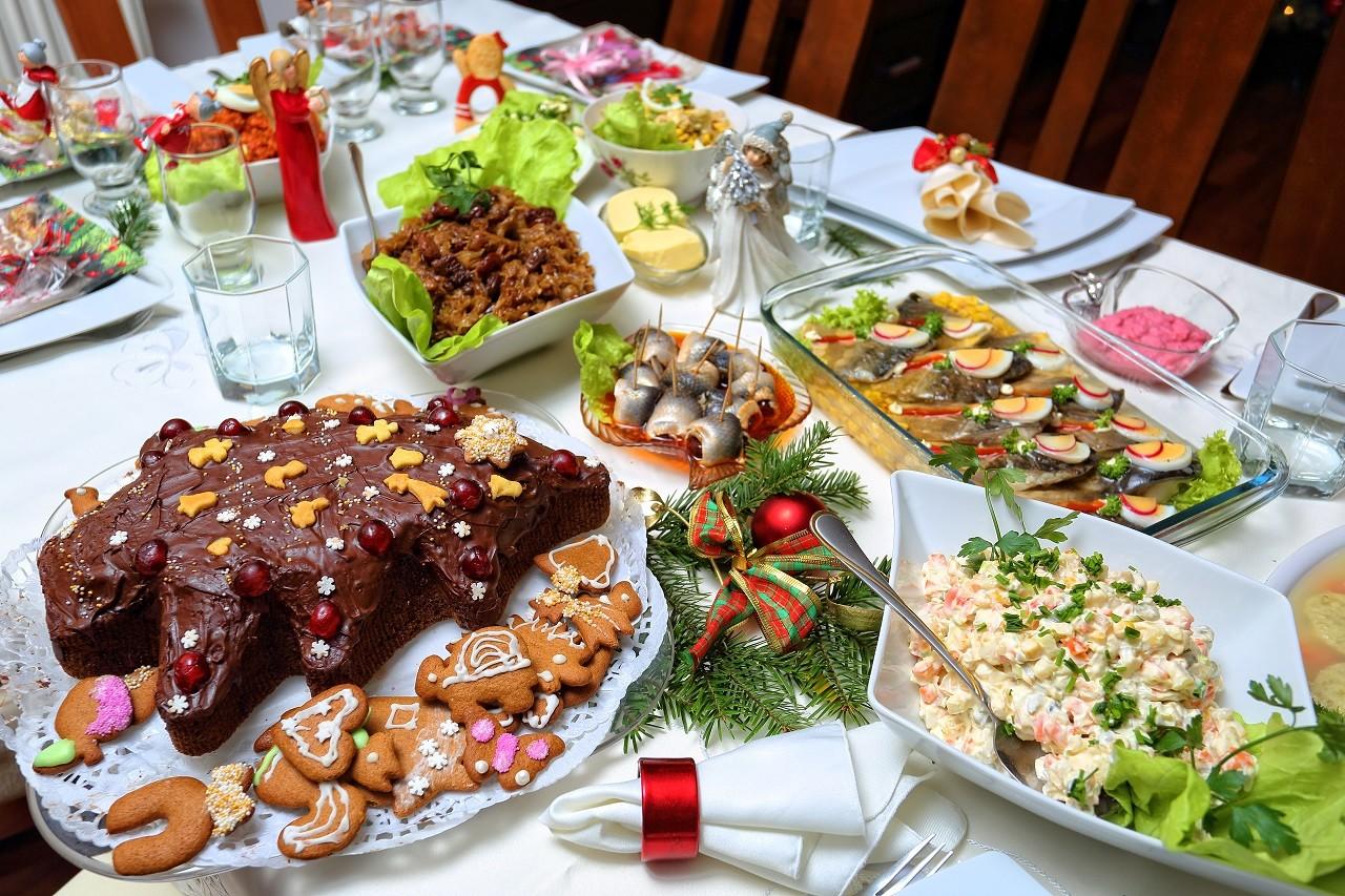 karácsonyi asztal - ps ügyelet