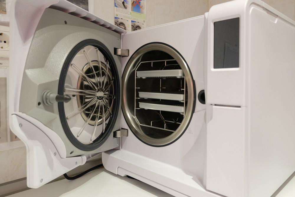 sterilizáló gép