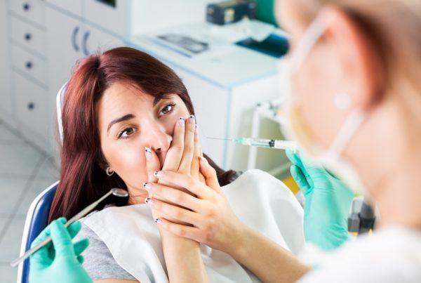 szorongás a fogorvostól